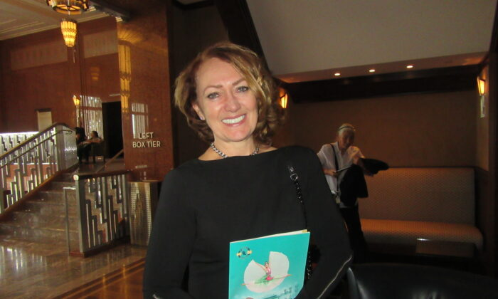 Former Classical Ballerina Admires Shen Yun's Technique and Training, 'Very Pure, Very Clean'