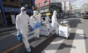 BC Couple in South Korea Say Country Is Paralyzed by Fear of New Coronavirus