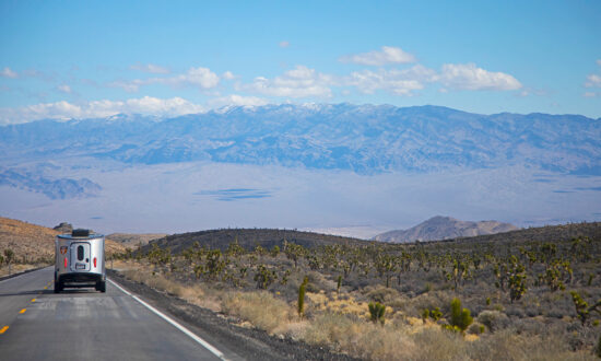 Nevada's Electric Highway Is the Road Trip of the Future—and the Past
