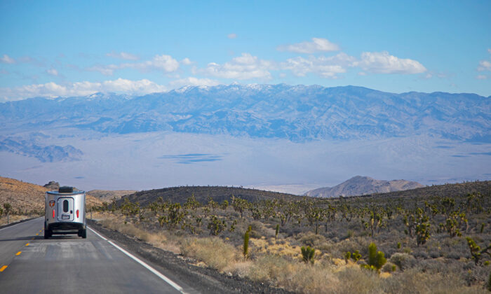 Nevada offers a variety of road-tripping options. (Sydney Martinez/Travel Nevada)