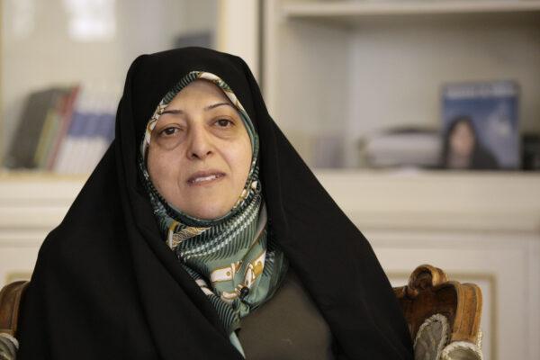 Iranian-Vice-President-Masoumeh-Ebtekar