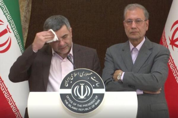 Irans-counter-coronavirus-task-force-Iraj-Harirchi