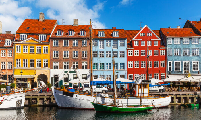 Colorful Nyhavn, the heart of old town Copenhagen. (Oleksiy Mark)