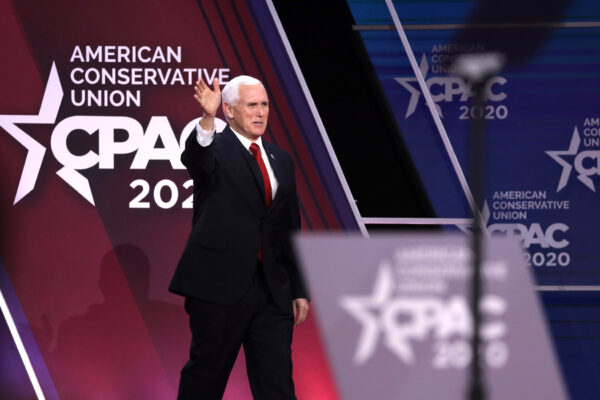 mike pence CPAC