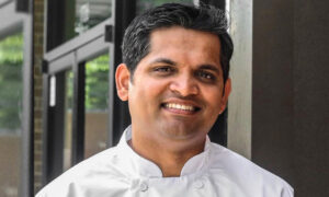 Indian-Origin Pastry Chef in the US Shares His Secret Recipe to Success in Life