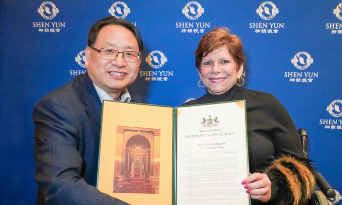 State of Pennsylvania Pays Tribute to Shen Yun for Its Goodness, Harmony, and Renewal