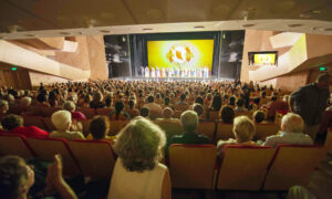 Theatrical Couple Found 'Happiness and Positivity' at Shen Yun