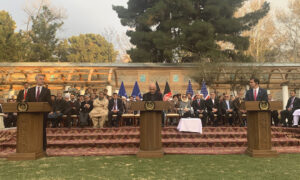 US, Taliban Sign Deal Aimed at Ending War in Afghanistan