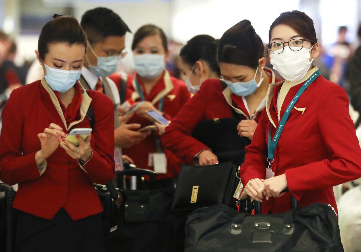 Coronavirus Flight Crews
