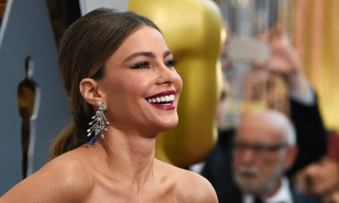 Actress Sofia Vergara attends the 88th Annual Academy Awards at Hollywood & Highland Center in Hollywood, Calif., on Feb. 28, 2016. (Ethan Miller/Getty Images)