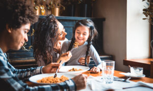 Yes, You Should Bring Your Kids to Restaurants