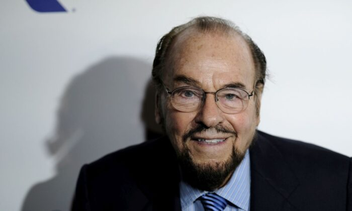 James Lipton attends The Hollywood Reporter 35 Most Powerful People In Media 2017 at The Pool on April 13, 2017 in New York City.  (Photo by Dimitrios Kambouris/Getty Images for The Hollywood Reporter)