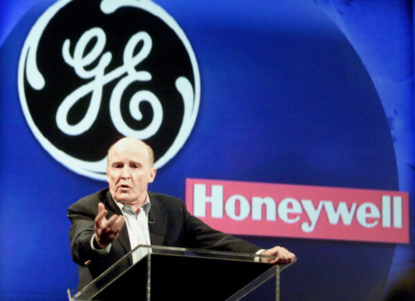 FILE PHOTO: FILE PHOTO GENERAL ELECTRIC CHIEF WELCH.