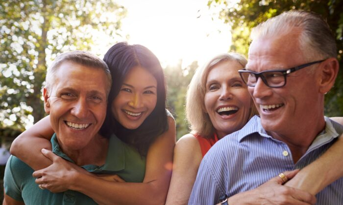Maintain close ties with friends and partners can be critical to your well being. (Monkey Business Images/Shutterstock)