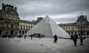 Virus Spreads to Over 60 Countries; France Closes the Louvre