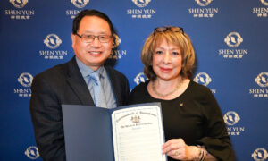 Philadelphia Representative Moved by Beauty of Shen Yun