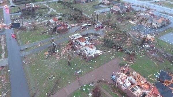 Tennesee, tornado