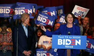 Buttigieg, Klobuchar, O'Rourke Endorse Biden Ahead of Super Tuesday