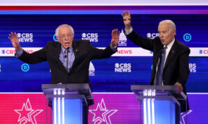 'Can't Win 'em All,' Sanders Congratulates Biden on SC Win