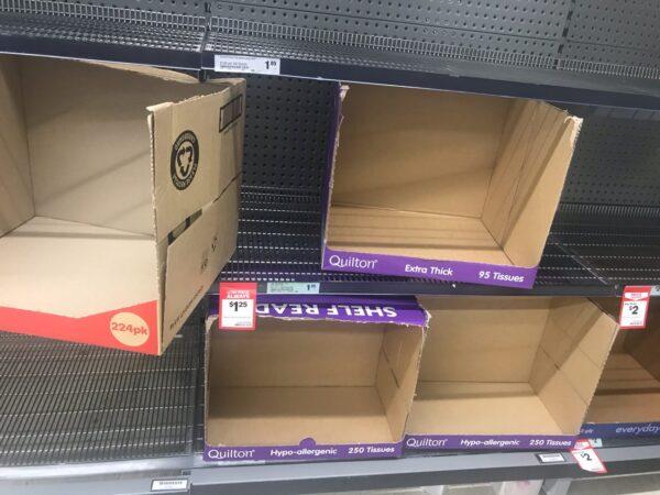 Australia supermarket