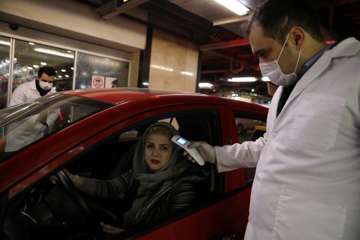 Iran-Virus Outbreak