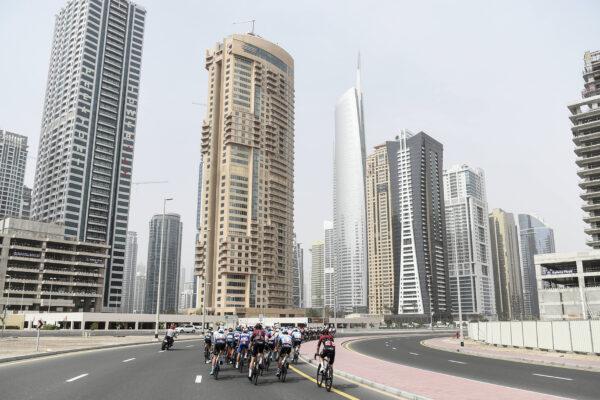 United-Arab-Emirates-cycling-race-Coronavirus