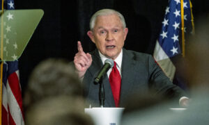 Sessions to Face Ex-College Coach in Runoff for US Senate Seat in Alabama
