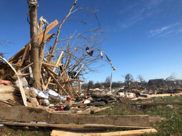 Tennessee-Tornado