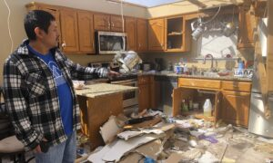 Amid Tornado Devastation, Surviving Homes Beacons of Hope