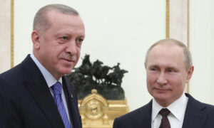 Russia, Turkey Reach Cease-Fire Deal in Northwestern Syria
