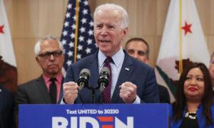 Joe Biden Wins Maine Democratic Presidential Primary