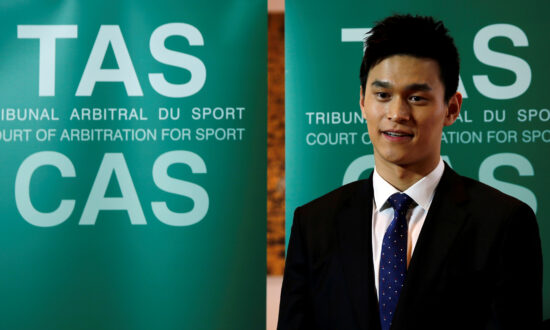 CAS Criticizes Chinese Swimmer Sun Yang for Lack of Remorse During Doping Case