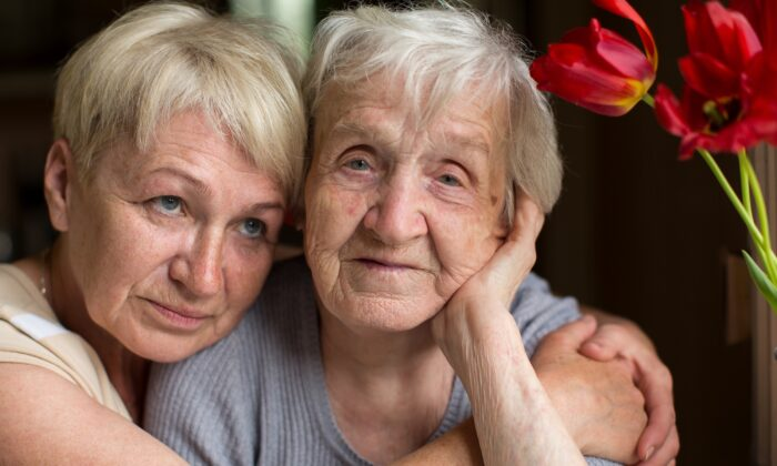 When a loved one develops dementia, it can prompt us to consider what would happen to loved ones if we developed the illness. (De Visu/Shutterstock)