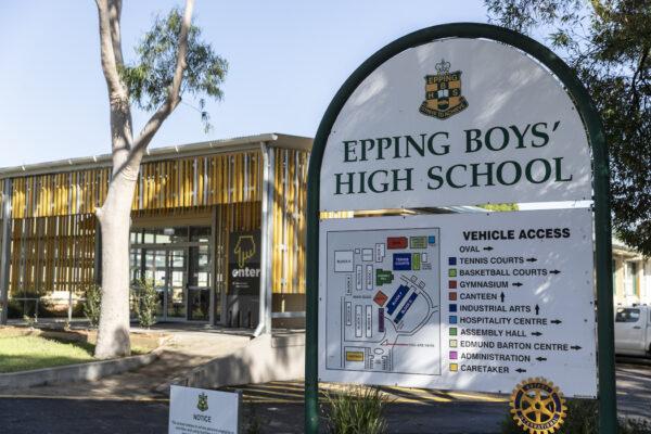 coronavirus epping boys high school