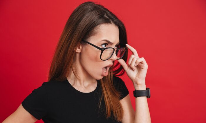 Finding something offensive may have more to do with your expectation than the other person's intention. (Dean Drobot/Shutterstock)