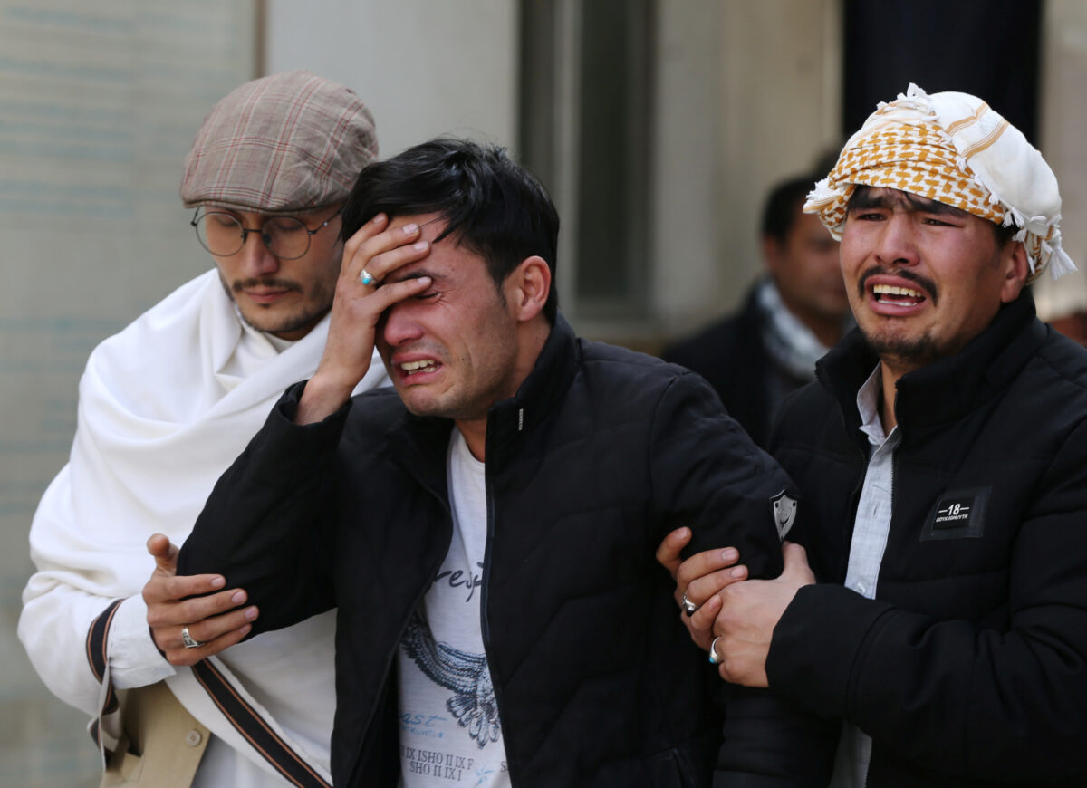 AFGHANISTAN-ATTACK-27-DEAD