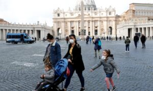 Opinion: The Pandemic Highlights the Vatican's Ties With the Chinese Regime