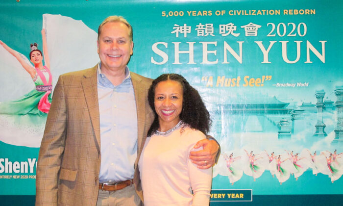 Shen Yun Is 'Educational for Everybody' Says CEO