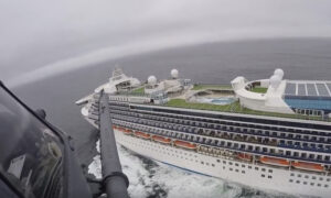 21 on Cruise Ship Off California Test Positive for Virus
