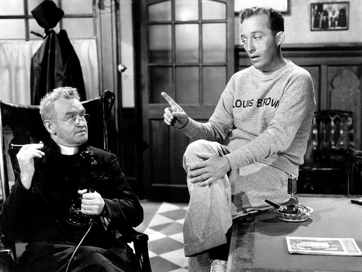 going my way with barry fitzgerald and bing crosby