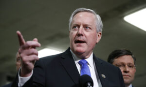 Meadows Officially Resigns From Congress to Commence Role as White House Chief of Staff