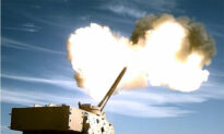Army Fires Shells 40 Miles in Upgraded Cannon Test