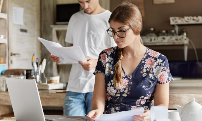 Want to put some real money in your pocket? Finish your taxes. The average refund last year was $2,869, according to the IRS. (WAYHOME studio/Shutterstock)