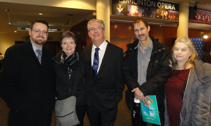 Shen Yun Brings Relaxation and A Learning Opportunity to Edmonton