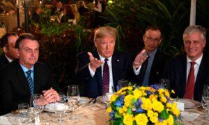 Trump: No Promises on Brazil Steel and Aluminum Tariffs