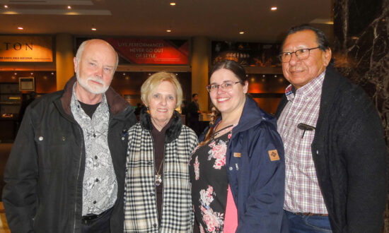 Shen Yun Opens in Calgary, Fills Residents with Energy, Delight, and Connection