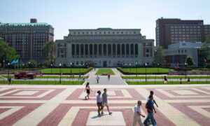 Thousands Of Columbia University Students Join Tuition Strike Demanding Lower Fees Amid Pandemic
