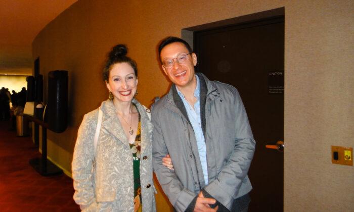 Artists Says Shen Yun 'Unfolds on Us Like a Kaleidoscope'
