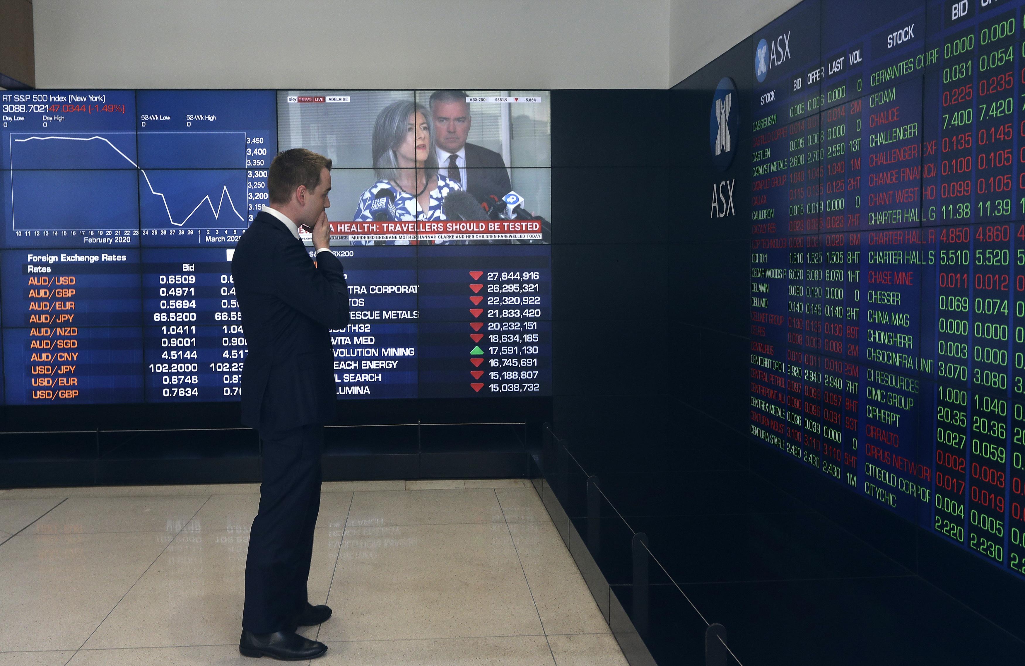 Australian-Stock-Exchange