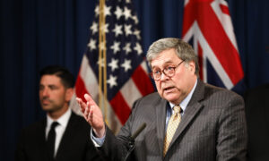 Partisan Judge Strikes at William Barr, Aims at Trump